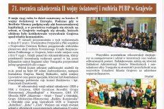 rozbicie PUBP w Grajewie 8 05 2016 gazeta grajewska